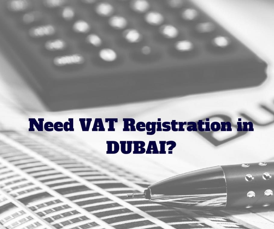 VAT services in Dubai