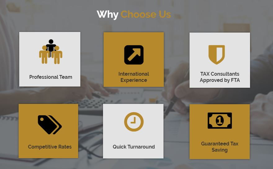 Accounting Services Dubai