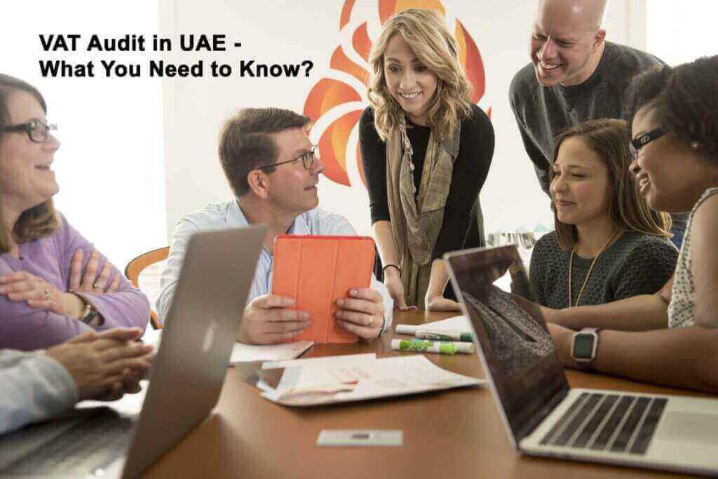 VAT Audit in Dubai UAE