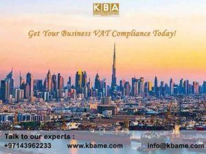 VAT Compliance in UAE