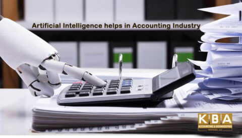 How Artificial Intelligence helps in the Accounting Industry?