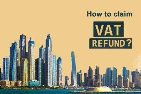 VAT refund in the UAE